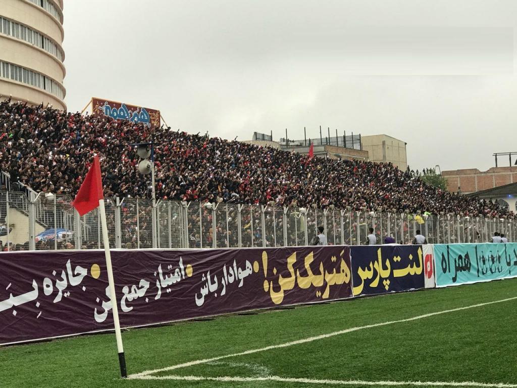 اوج هیجان و استرس در لیگ دسته یک فوتبال ایران