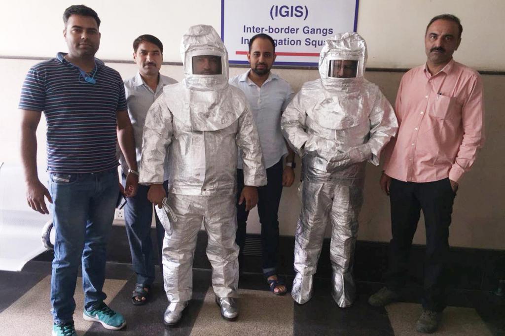 دو فضانورد کلاهبردار، در هند بازداشت شدند!