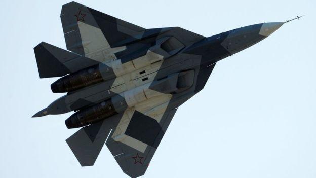جنگنده جدید سوخو