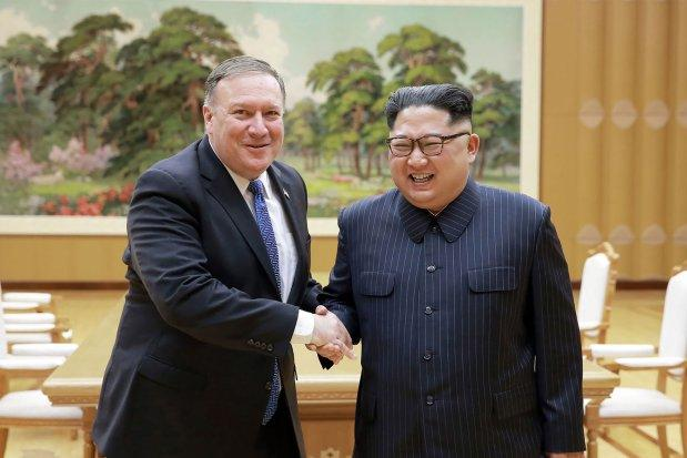 وعده شکوفایی و رونق اقتصادی آمریکا به کره شمالی!