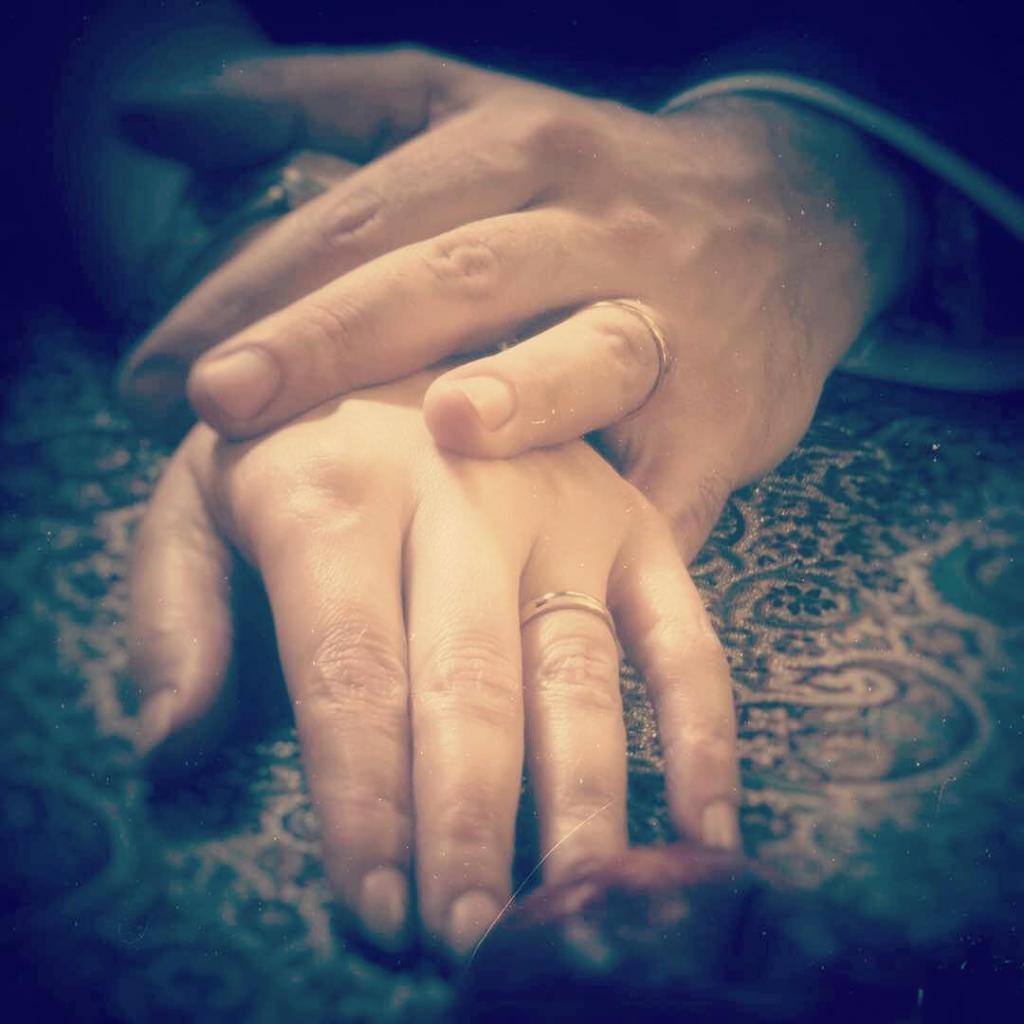 ازدواج مجری مشهور صداوسیما + عکس