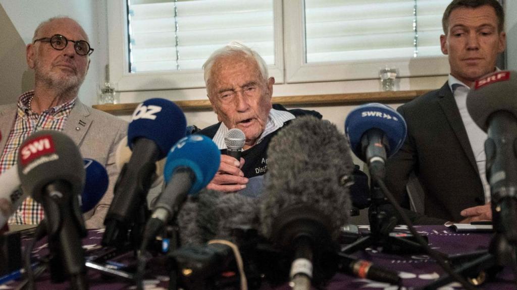 یکی از پیرترین دانشمندان جهان، در سوئیس به زندگیاش پایان داد
