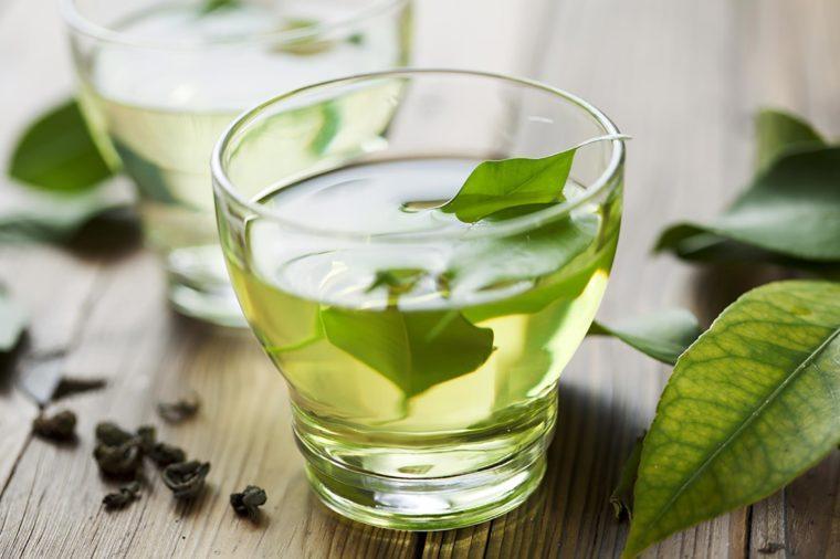 مصرف چای سبز چه عوارضی دارد؟