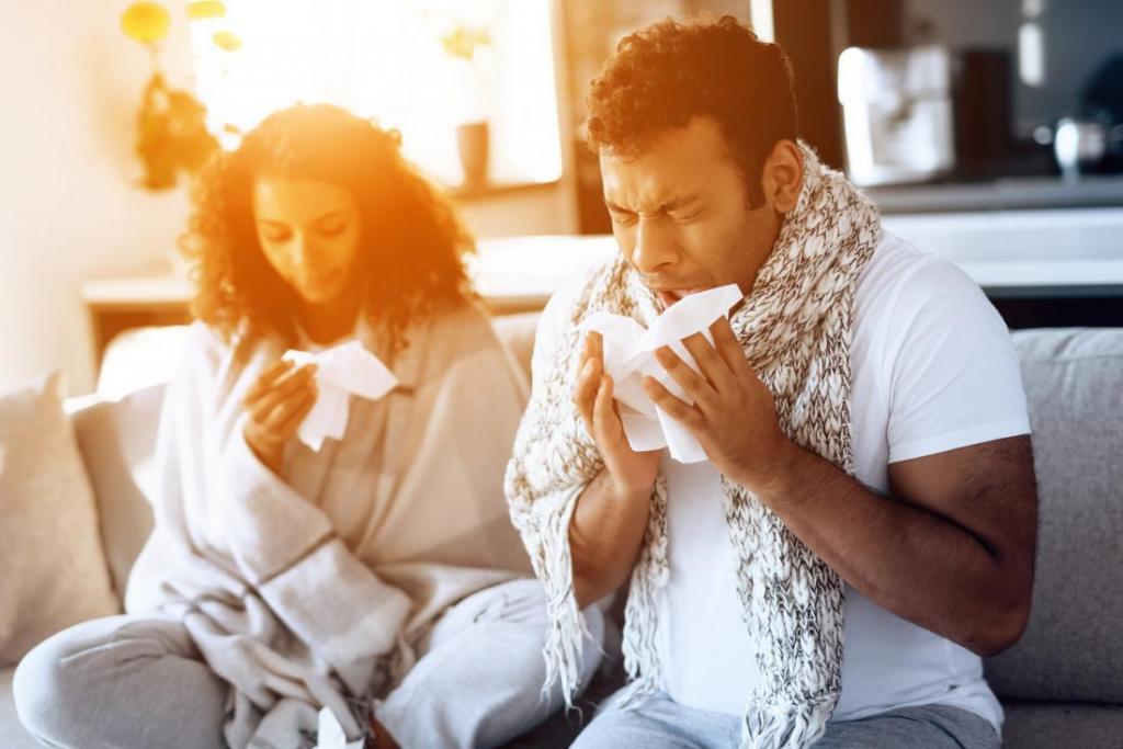 کشف روشی جدید برای مقابله با سرماخوردگی