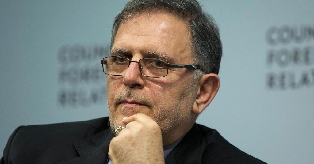 دولت ترامپ، رئیس کل بانک مرکزی ایران را تحریم کرد