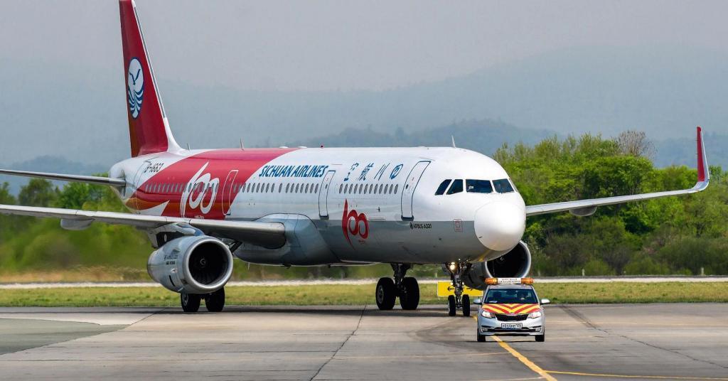 خطر سقوط، از بیخ گوش هواپیمای مسافربری ایرباس گذشت