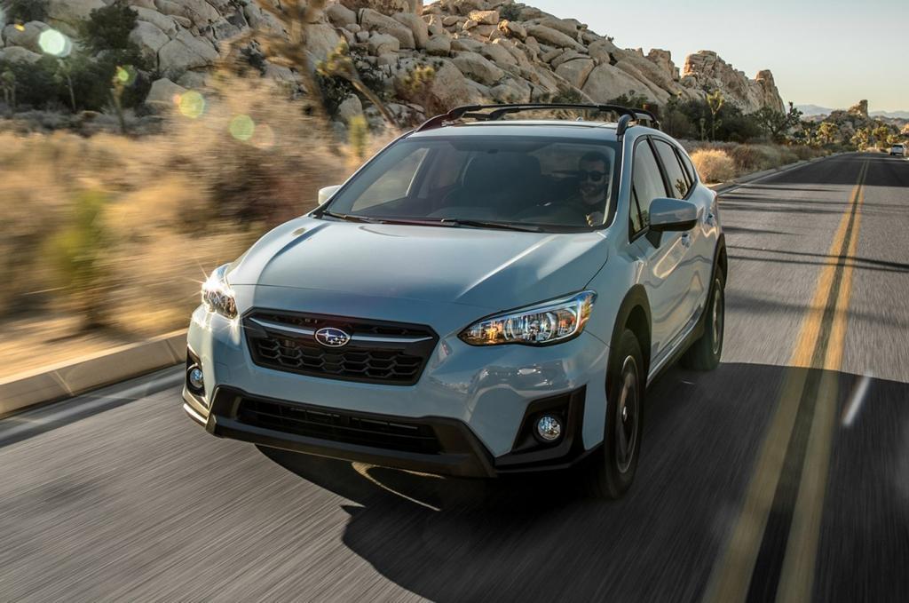 Subaru first PHEV