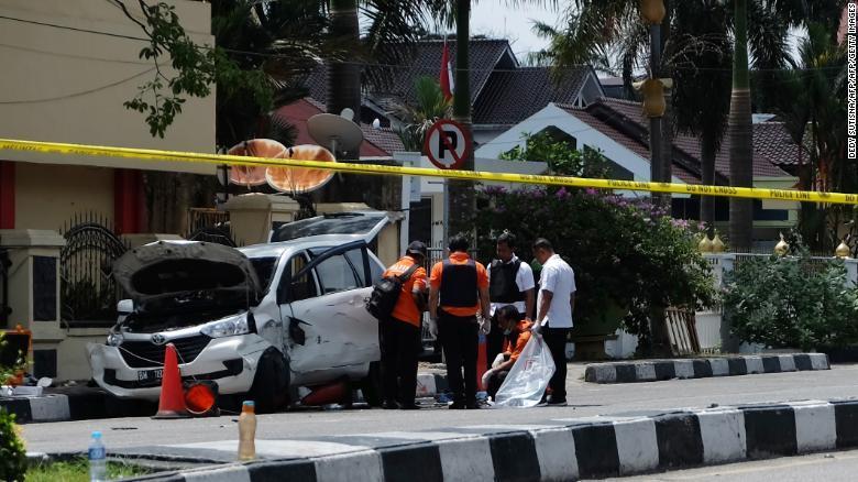 افسر پلیس کشته شد