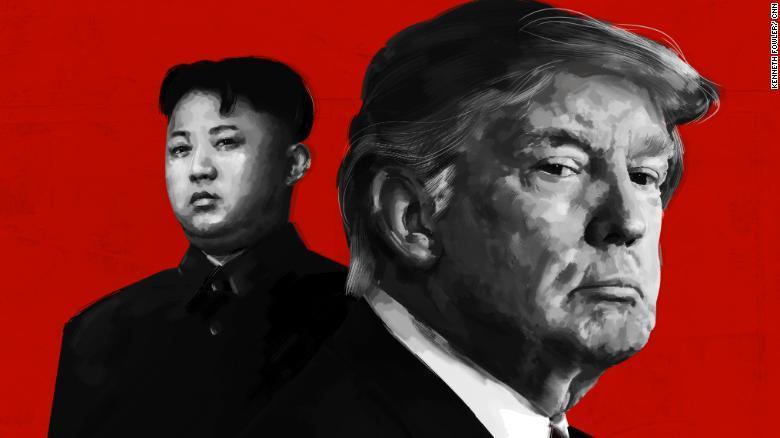 احتمال لغو دیدار ترامپ و کیم جونگ اون در پی رزمایش جدید آمریکا