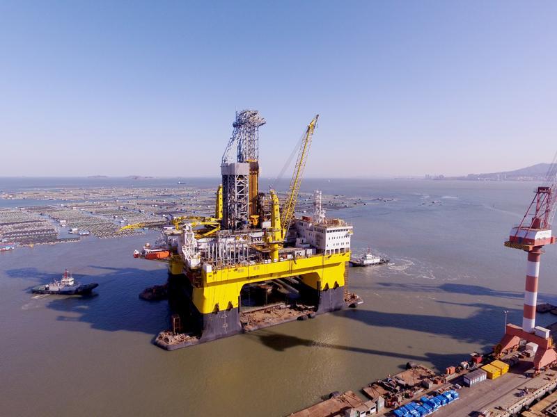 شرکت ملی نفت چین بزودی جای توتال را در پارس جنوبی می گیرد