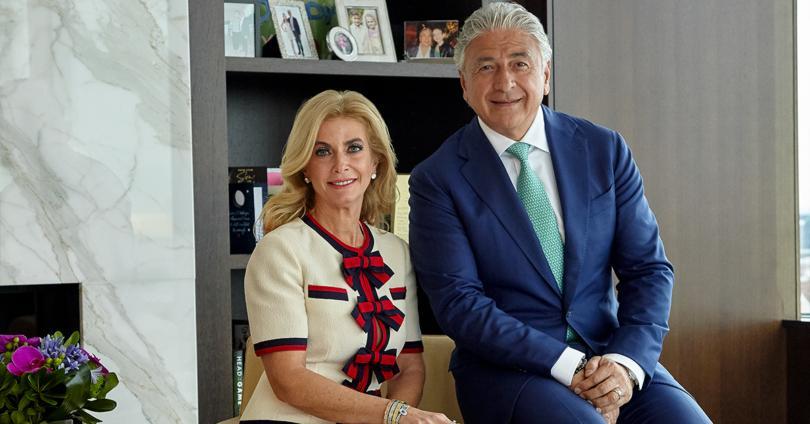 یک تاجر ایرانیتبار، 270 میلیون دلار در شرکت مکلارن سرمایه گذاری کرد