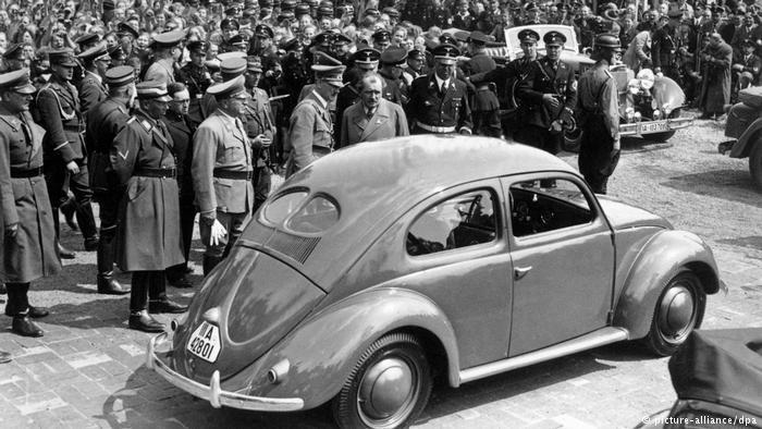 مشهورترین خودروی فولکس واگن 80 ساله شد