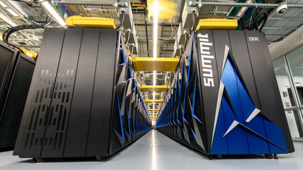 ابرکامپیوتر آمریکایی، سریعترین کامپیوتر جهان لقب گرفت