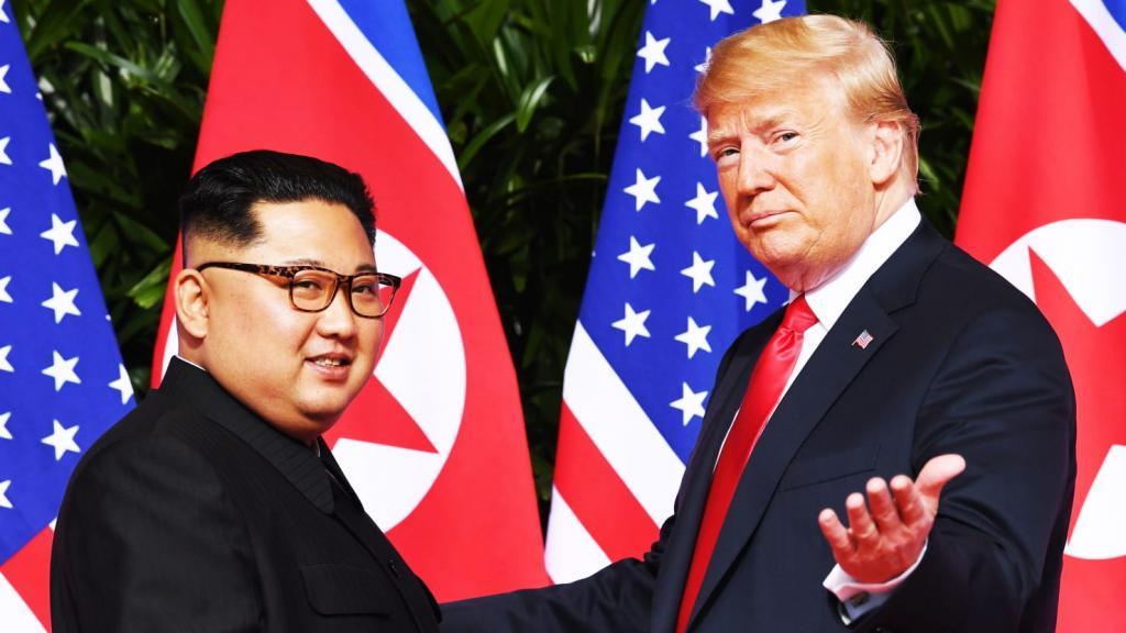 در دیدار تاریخی رهبر کره شمالی با ترامپ چه گذشت؟