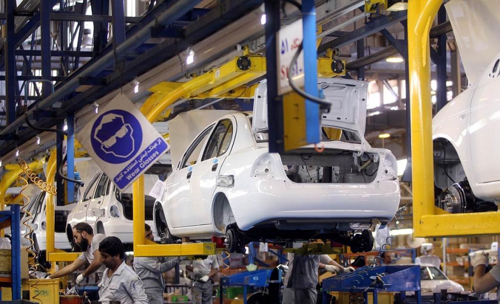 سایپا بزرگترین خودروساز ایران لقب گرفت