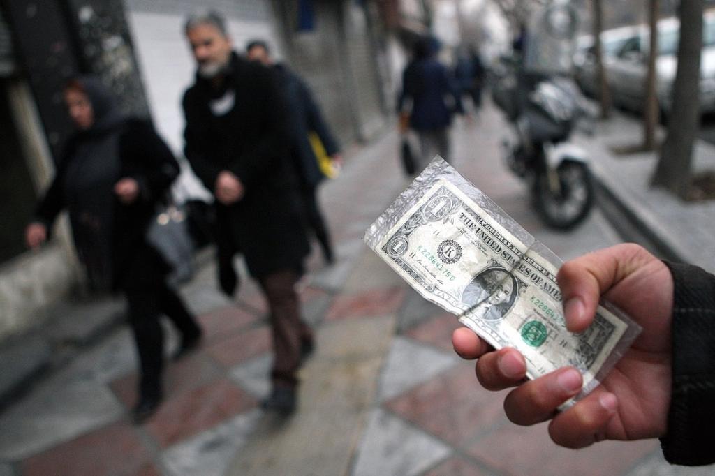 دلار تهران