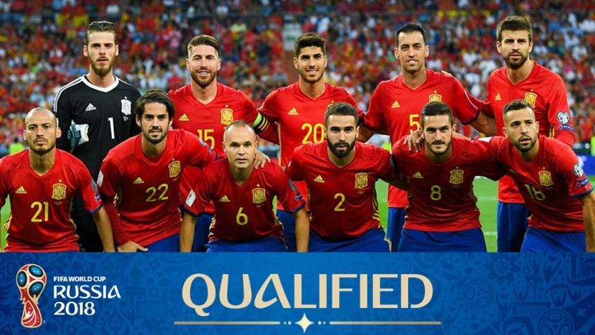 همه چیز درباره تیم ملی فوتبال اسپانیا / از ترجمه شعارها تا بهترین و بدترین لحظه های تیم ملی