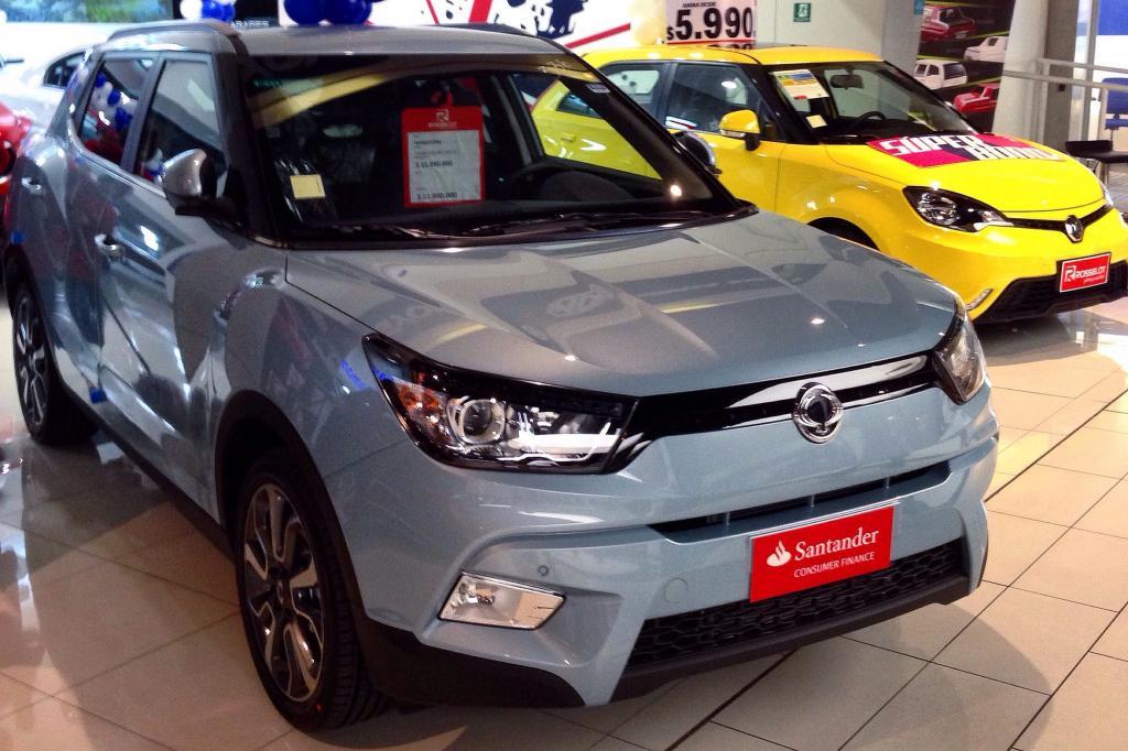 قیمت انواع تیوولی در بازار خرید خودروی کشور