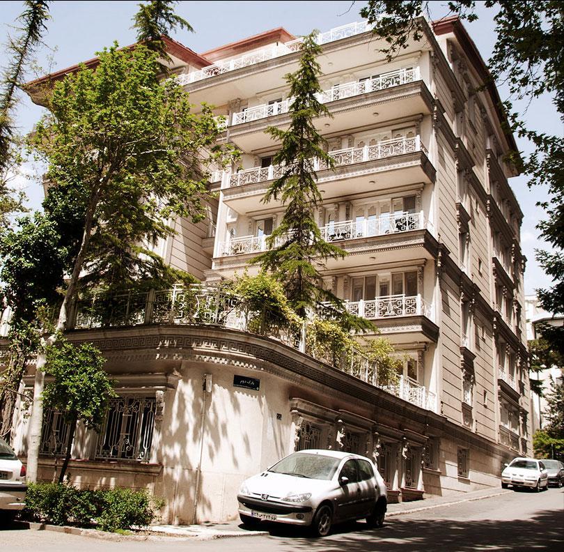 قیمت روز آپارتمان در اقدسیه تهران