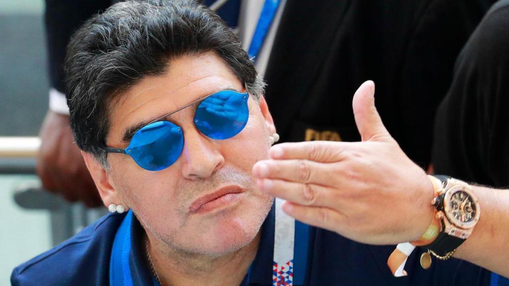دیگو ماردونا