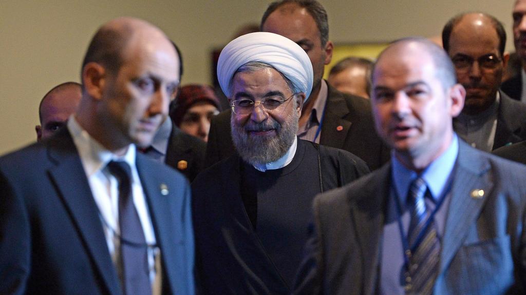 تجمید سردار سلیمانی از سخنان رئیس جمهور در سوییس
