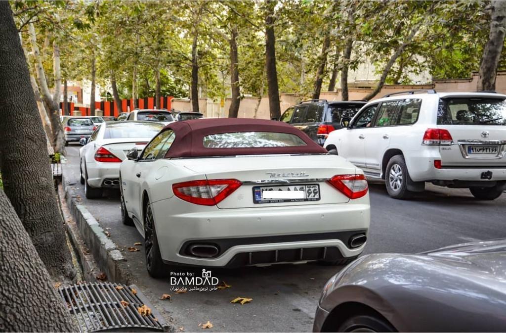 واردات گسترده خودروهای لوکس به ایران، توسط تنها 5 خانواده!