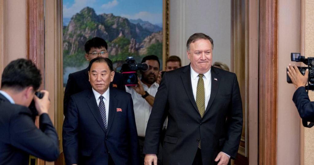 کره شمالی پیشنهادهای آمریکا را گانگستری و تاسف آور توصیف کرد!