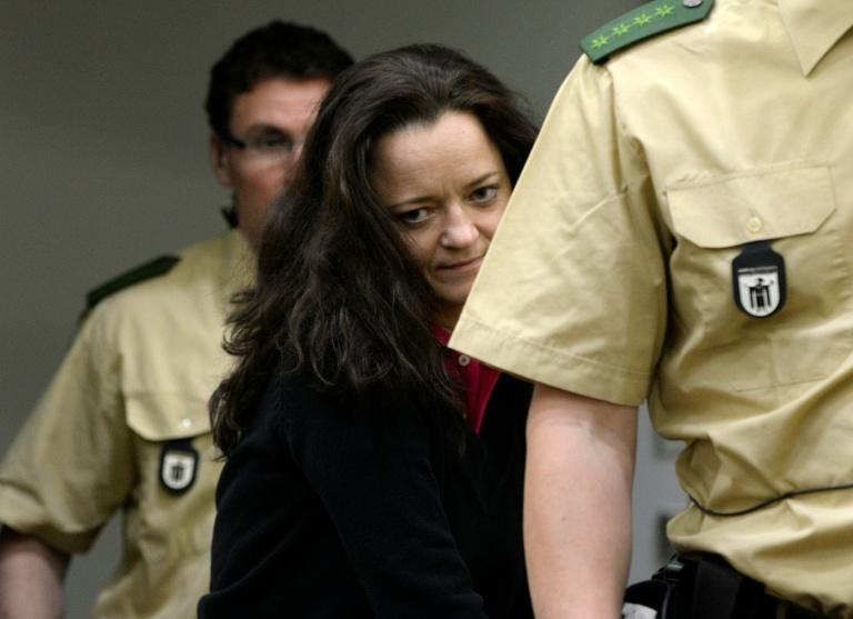 زن نژادپرست آلمانی به اتهام 10 قتل به حبس ابد محکوم شد