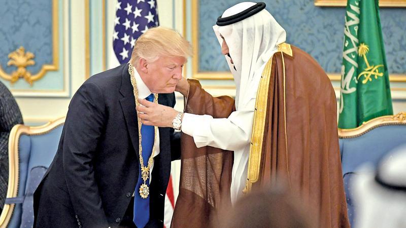 ناتوی عربـــی / طرح جدید ترامپ برای مقابله با ایران
