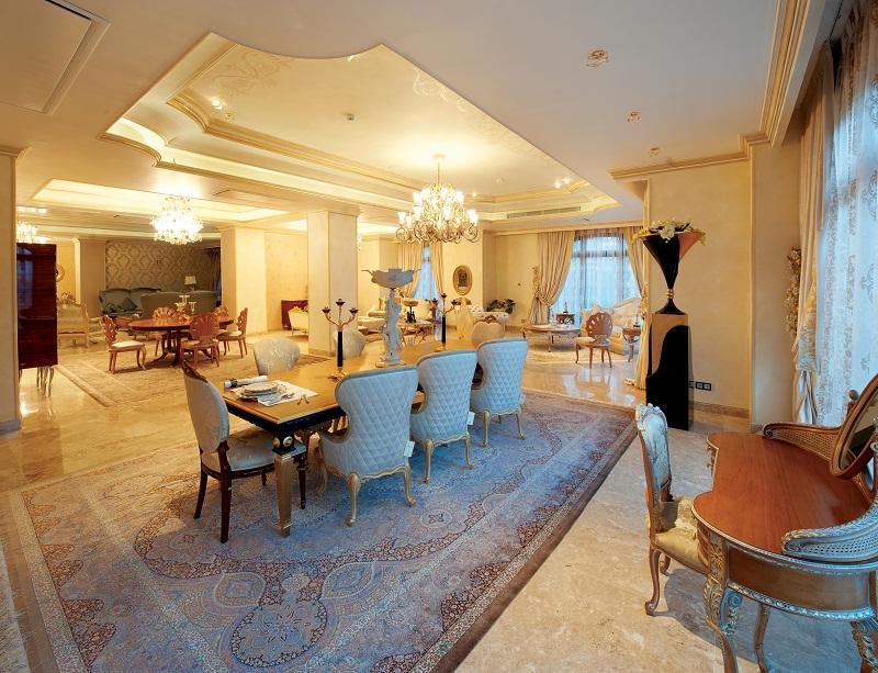 قیمت روز انواع آپارتمان در کامرانـــیه تهران (ویژه مرداد ماه)