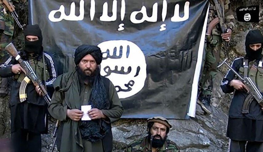 رهبر داعش افغانستان تسلیم شد