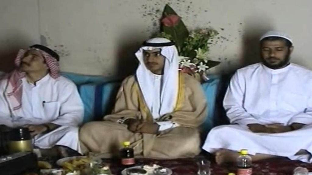 ازدواج پسر اسامه بن لادن با دختر یکی از تروریست های 11 سپتامبر!