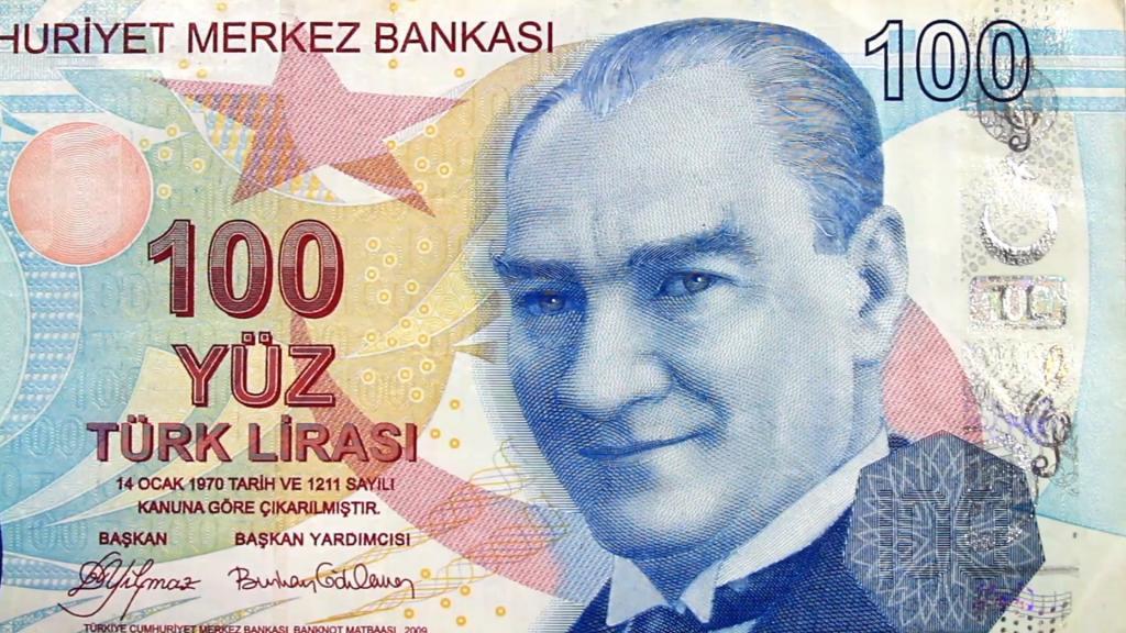 کاهش شدید ارزش لیر / ارزش پول ترکیه به پایین ترین حد در برابر دلار آمریکا رسید!