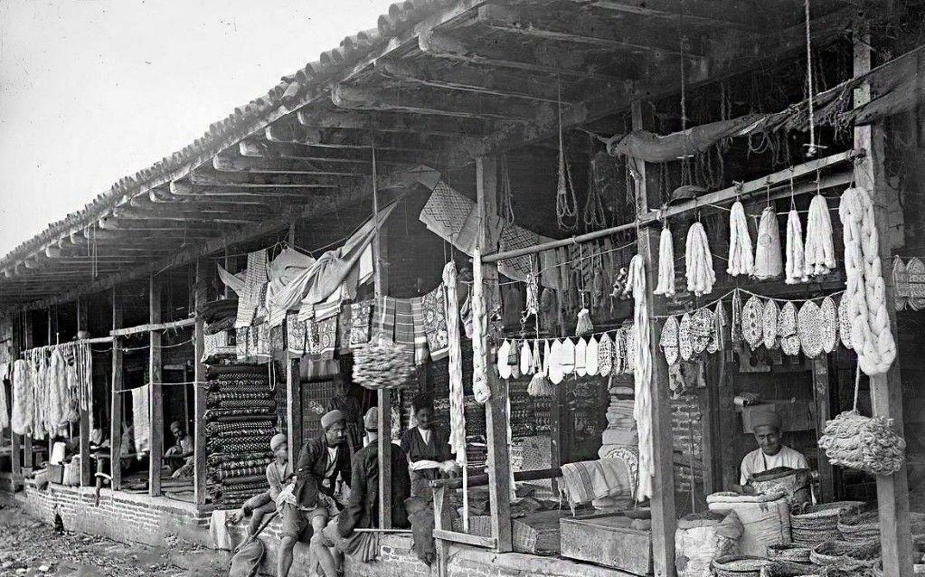 بازار در دوره قاجار