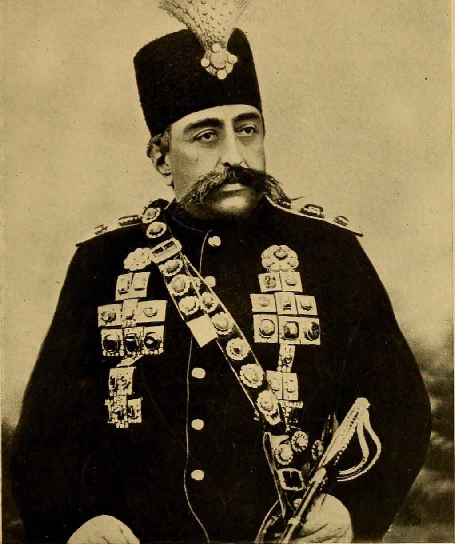 روش مظفرالدین شاه قاجار برای کنترل قیمت های بازار چه بود؟