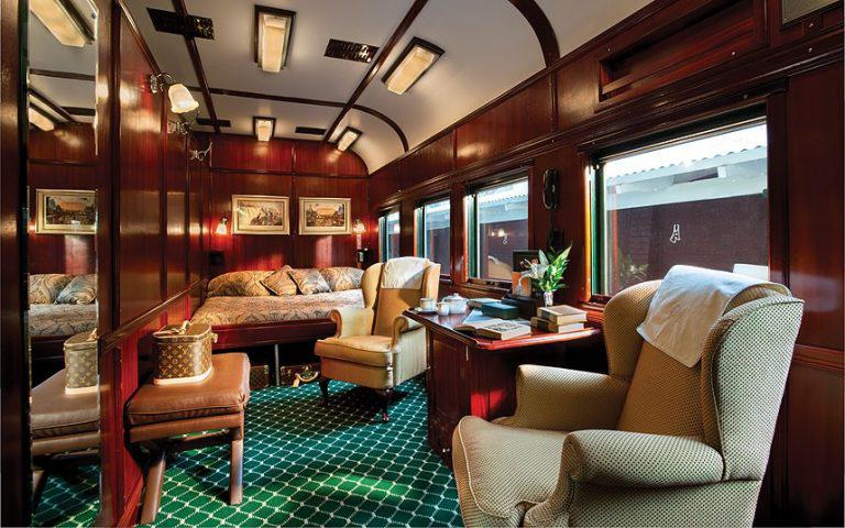 The most expensive train trip of the world