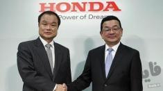 مدیرعامل شرکت ژاپنی هوندا تغییر کرد