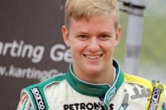 قهرمانی پسر مایکل شوماخر در فرمول 4 آلمان