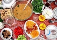 سفره افطار خانوار ایرانی امسال چقدر هزینه دارد؟