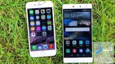 رقابت اپل و هوآوی در بازار موبایل چین