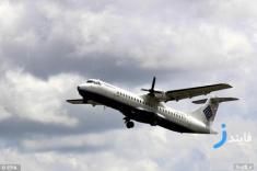 یک هواپیما با نیم میلیون دلار پول نقد سقوط کرد