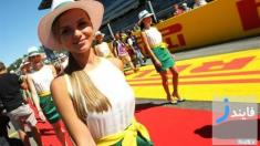 تصاویر منتخب جایزه بزرگ فرمول یک مونزا Monza