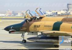 سقوط جنگنده اف-۴ نیروی هوایی ارتش ایران در سیستان و بلوچستان