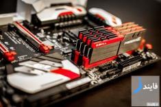 قیمت انواع RAM رم DDR2 DDR3 DDR4 در بازار