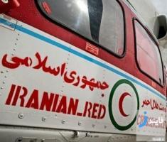 سقوط مرگبار یک هلی کوپتر امداد در شیراز