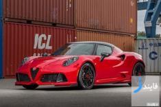 قیمت روز خودروهای وارداتی آلفارومئو Alfa Romeo در بازار ایران