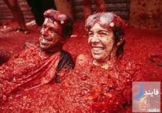 جالب ترین و عجیب ترین فستیوالها و جشنهای اروپا