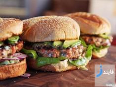 محبوب ترین و بهترین همبرگرهای آمریکا