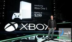 رونمایی از جدیدترین کنسول بازی مایکروسافت Xbox one S ایکس باکس وان اس