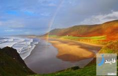بهترین و زیباترین سواحل دنیا + تصاویری از ساحل میامی تا ولز